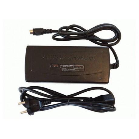 Автоматическое зарядное устройство для литий ионных АКБ на 36v (2A).