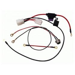 Проводка -полный набор для подкл.к ЗУ-24V и Контролеру.