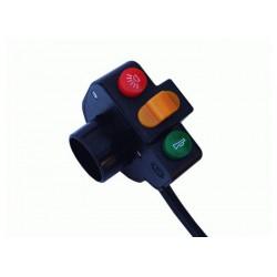Пульт включения света, звукового сигнала, поворотов.