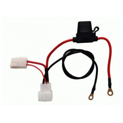 Проводка - для подкл.любых аккумуляторов к контроллеру