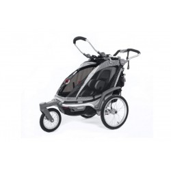 Детская коляска Thule Chariot Chinook 1 (Charcoal)