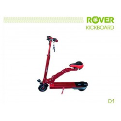 Электросамокат ROVER D1 Red