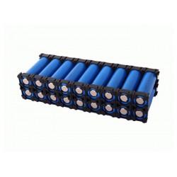 Холдер для 2 литиевых аккумуляторов 18650