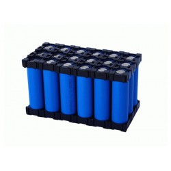 Холдер для 3 литиевых аккумуляторов 18650