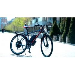 Электровелосипед Kinetic Storm NEW NEW 1000W (2017)
