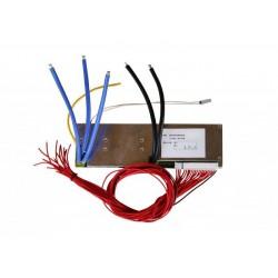 BMS для литий ионных и литий полимерных аккумуляторных батарей на 72v200А