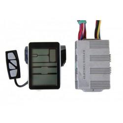 Контроллер Volta 48v/500w мини с LCD дисплеем в комплекте