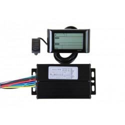 Контроллер Volta 36v/600w с LCD дисплеем в комплекте