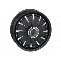 Мотор-колесо QS motor 72v3000w с ободом 12' для электроскутера