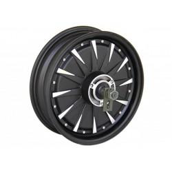 Мотор-колесо QS motor 60v3000w с ободом 12' для электроскутера
