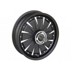 Мотор-колесо QS motor 48v2000w с ободом 12' для электроскутера