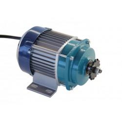 Электродвигатель 48v1500w с планетарным редуктором