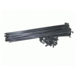 Набор спиц длиной 170мм, диаметром 2,6мм (12G)